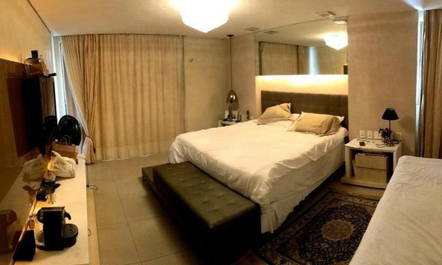 AP1003 Apto. 217m² Um Por Andar 3 Suites Projetado Climatizado, Gab.3 vgs. Prox: Beira Mar - Foto 16