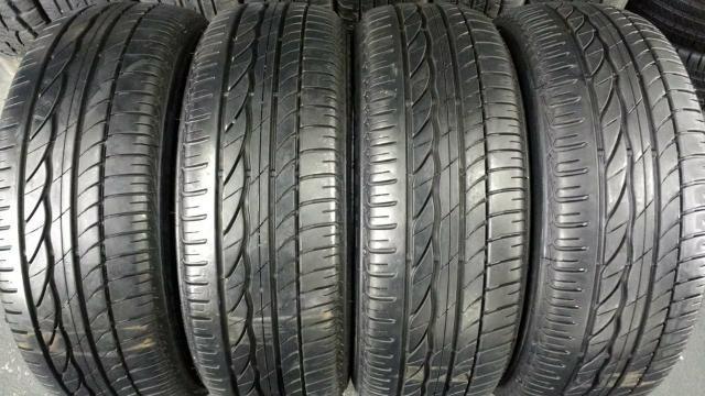 4 Pneus 185/55/16 Bridgestone