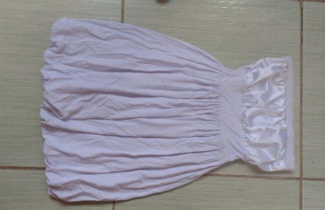 Fardo de roupas para bazar
