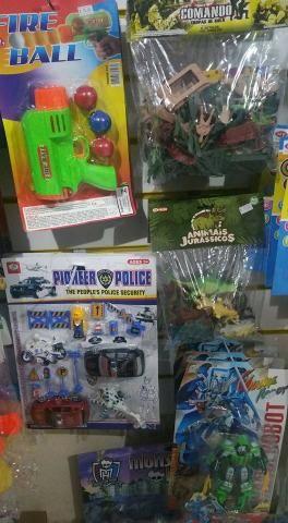 Brinquedos infantis com descontos promocionais no pagamento avista - Foto 5