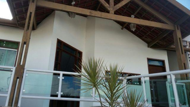 Linda casa com design diferenciado
