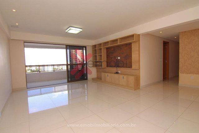 Residencial Plaza Real - Lagoa Nova- 130m²