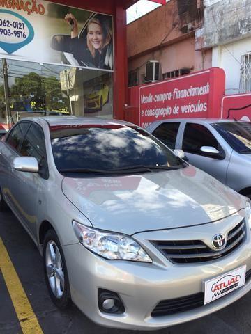 Corolla Xei 2012 completo na Atual Veículos!