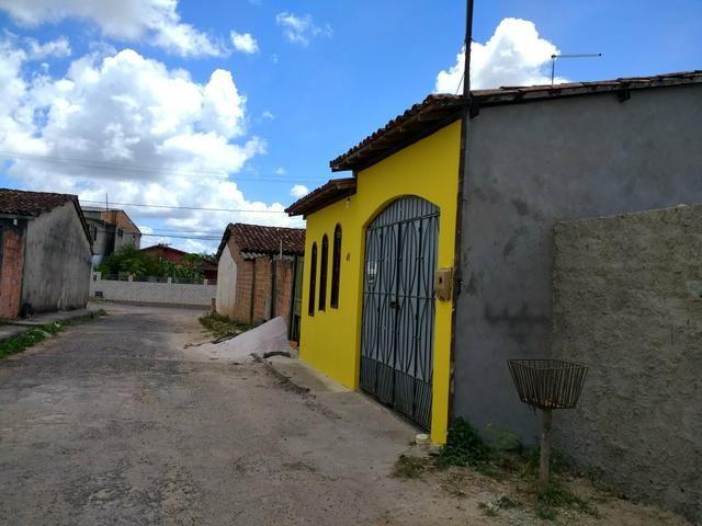 Vende se esta casa em Catu Bahia 75.000