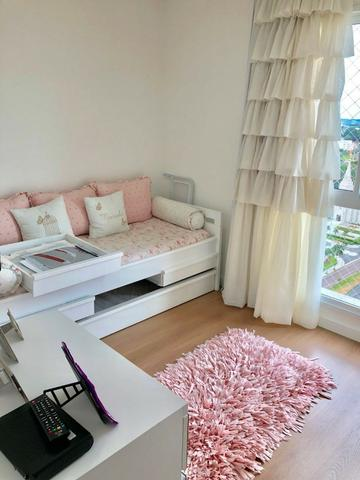 Belíssimo apartamento de alto padrão com 4 dormitórios, em condomínio clube, no Ecoville - Foto 12