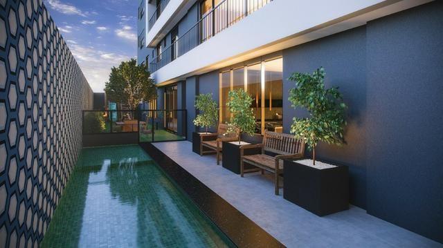 Res. Único Marista 135, Apartamento 150 m², 3 suítes, 2 vagas, Setor Marista, Goiânia - Go - Foto 10