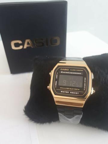 6a3b70540 Relógio Casio Vintage - - Bijouterias
