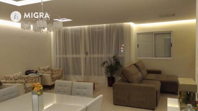 Apartamento à venda com 3 dormitórios em Jardim aquárius, São josé dos campos cod:707 - Foto 6