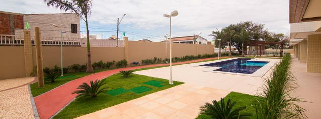 (A222) 3 Quartos, Lazer,Novo,Elevador, 72 m2,Monte Castelo - Foto 4
