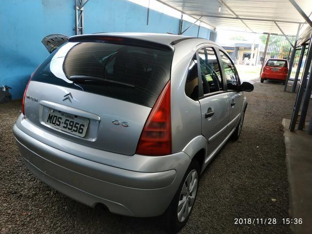 C3 GLX 1.4 2006 gasolina completo - Foto 2