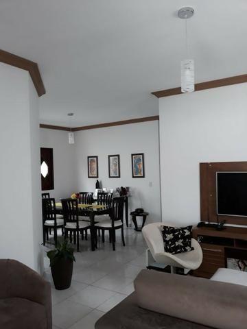Casa 03 dorm, sendo 02 suite, 02 salas, garagem 04 autos, terreno de 250 mts. (financia) - Foto 4