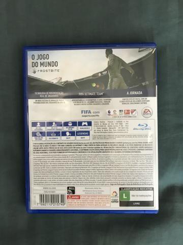 PS4 Game FIFA 18 EA Sports - Foto 2