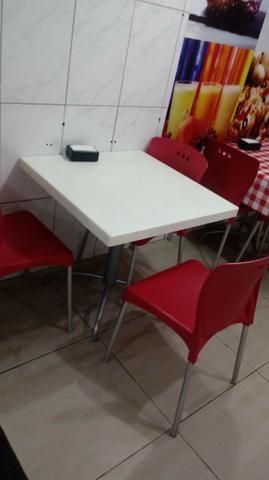Cadeiras e mesas Tramontina Mona Alto padrão - Foto 2
