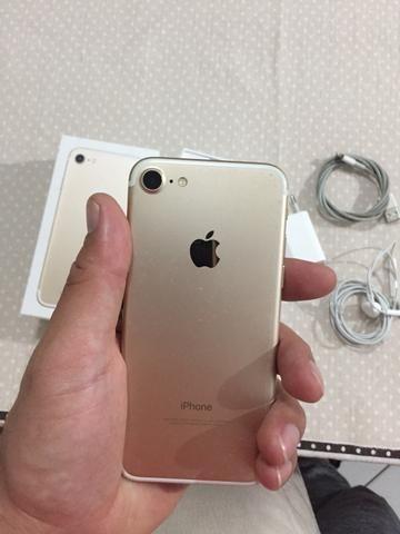 IPhone 7 32gb gold FUNCIONANDO TUDO EM ATÉ 6x - Foto 2