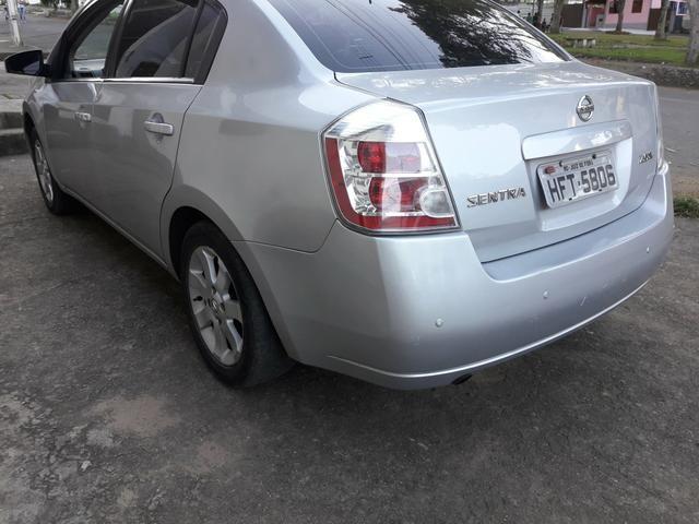 Nissan sentra aceito troca - Foto 2