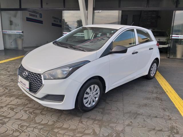 Hyundai HB20 1.0 Unique -Flex - 2018/2019 - Foto 3