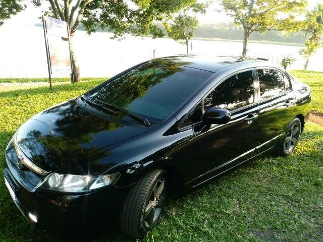 Honda Civic lxs 1.8 Flex Automatico - 2008