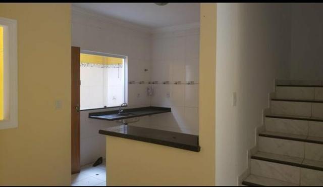 3/4 casa com 1 suite vaga p 2 carros viz ao G Barbosa - Foto 6