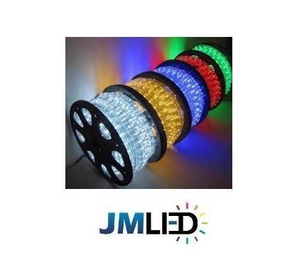 Rolo de 100m Mangueira Roliça de LED para Natal R$ 410,00 em 3X
