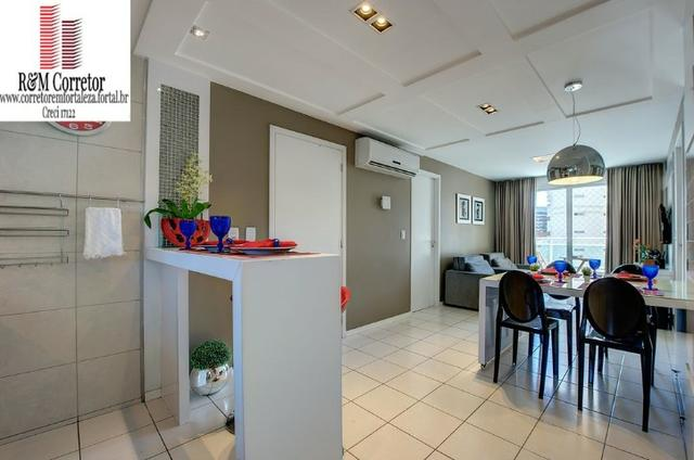 Apartamento por Temporada no Meireles em Fortaleza-CE (Whatsapp) - Foto 4