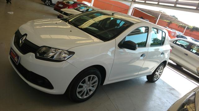 Sandero Authentique 1.0 12V Flex 2019 completo!! - Foto 3