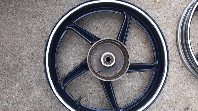 Rodas para Twister até 2008 aceito cartão - Foto 2