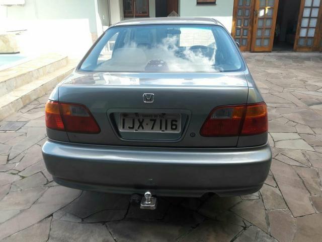Honda Civic ex 1.6 2000 - Foto 5
