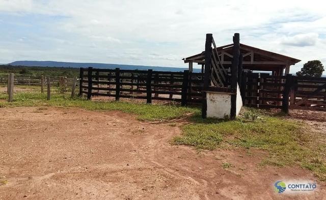 Fazenda 1500 hectares, com dupla aptidão, na Região Serra azul, Mato Grosso - Foto 8