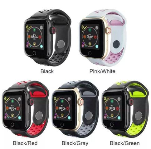 Smartwatch Pro Life À Prova D'água compatível Android e Iphone - Foto 3