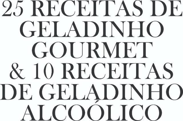 35 Receitas de Geladinho Gourmet - Foto 2
