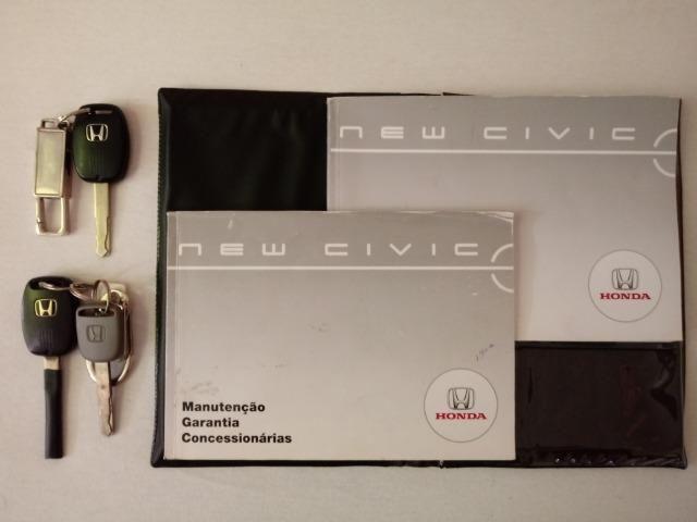 Honda Civic lxs 1.8 Flex Automatico - 2008 - Foto 13