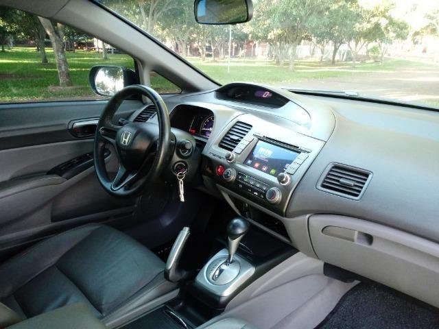 Honda Civic lxs 1.8 Flex Automatico - 2008 - Foto 11