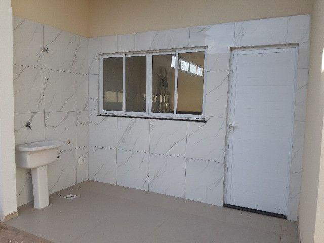 Vendo Casa Nova Na Zona Leste - Vale do Gavião - Foto 18