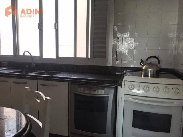 Apartamento com 3 dormitórios para alugar, 150 m² por R$ 2.500,00/mês - Pioneiros - Balneá - Foto 14