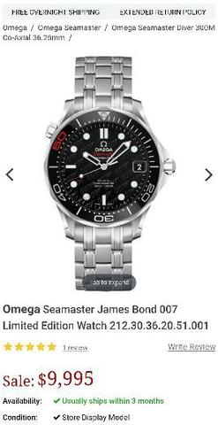 Best Omega Seamaster Replica In Hot Sales