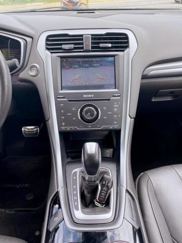 Ford fusion 2.0 titanium fwd 16v gasolina 4p automático - Foto 9