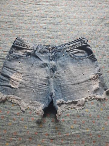 Desapego de shorts semi novos de marca: Walery, South, espaço fashion e YSC.