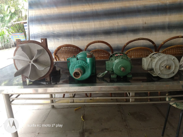 Vendo motores de 2 e 3 CV. De 380V - Foto 4