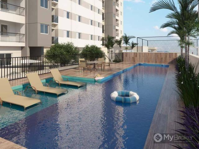 Apartamento com 3 dormitórios à venda, 83 m² por R$ 70.000,00 - Aeroviário - Goiânia/GO - Foto 14