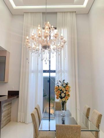 Casa à venda, 300 m² por R$ 1.900.000,00 - Condominio Solar Do Bosque - Rio Verde/GO - Foto 9