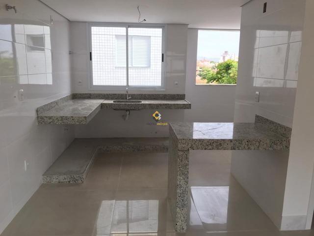 Apartamento à venda com 3 dormitórios em Liberdade, Belo horizonte cod:3886 - Foto 4