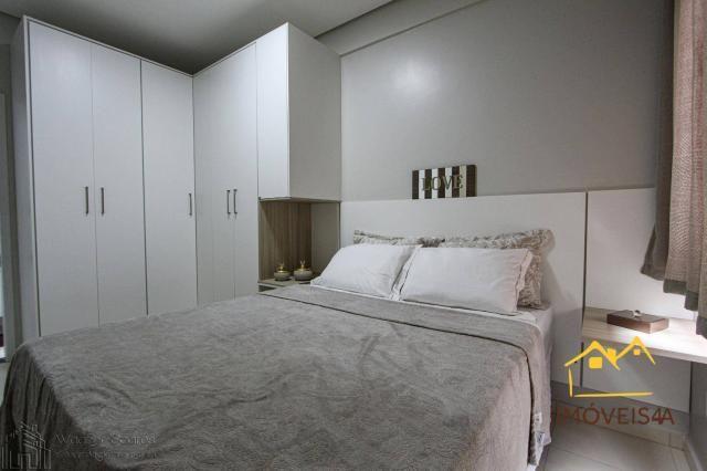 (Vende-se) Residencial Córdoba - Apartamento com 3 dormitórios à venda, 74 m² por R$ 260.0 - Foto 10