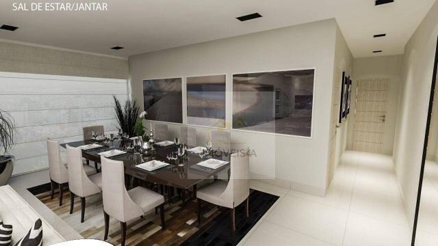 (Vende-se) Residencial Monte Cassino - Apartamento com 3 dormitórios à venda, 151 m² por R - Foto 5