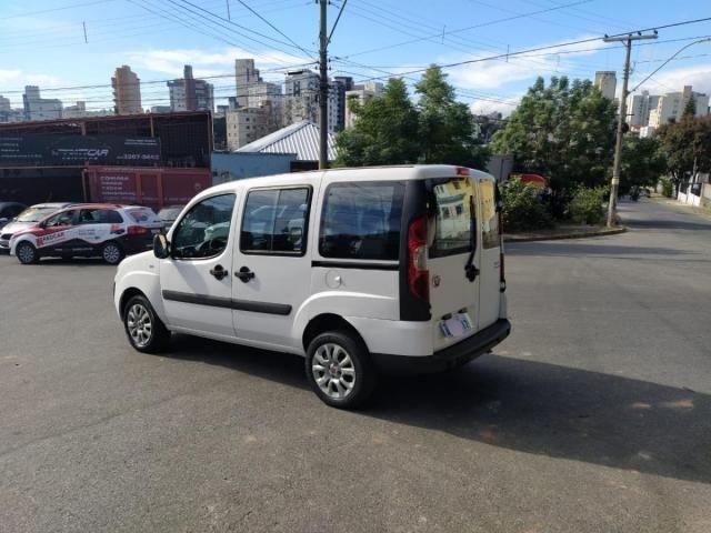 Fiat Doblò Attractive 1.4 8V (Flex) - Foto 11