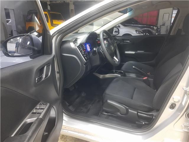 Honda City 1.5 ex 16v flex 4p automático - Foto 9