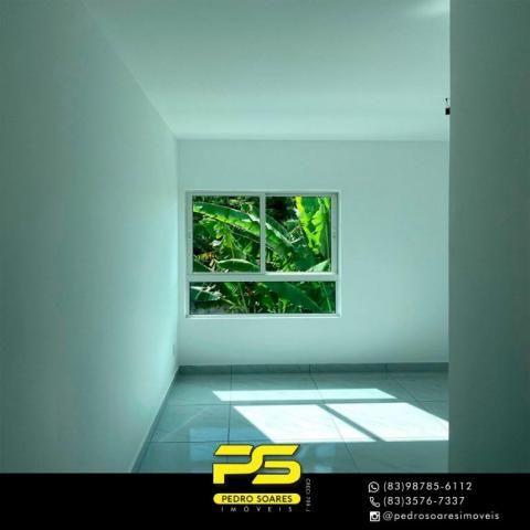 Apartamento com 2 dormitórios à venda, 60 m² por R$ 179.900 - Expedicionários - João Pesso - Foto 9