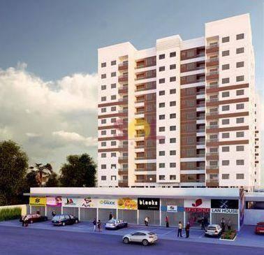 Apartamento à venda, 70 m² por R$ 320.000,00 - Uruguai - Teresina/PI