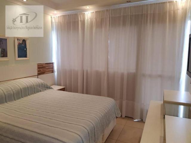 Flat com 1 dormitório à venda, 52 m² por R$ 420.000,00 - Edifício Létoile - Barueri/SP - Foto 15