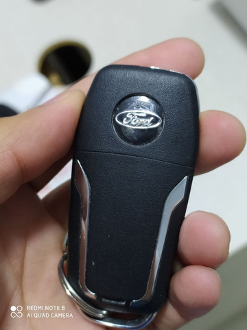 Chave canivete - modelo Ford