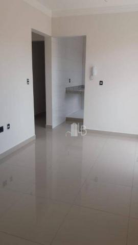 Apartamento com 2 dormitórios à venda, 63 m² por R$ 210.000,00 - Santa Mônica - Uberlândia - Foto 5